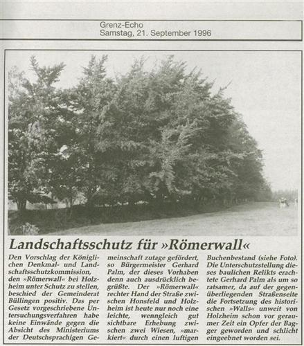 Landschaftsschutz für