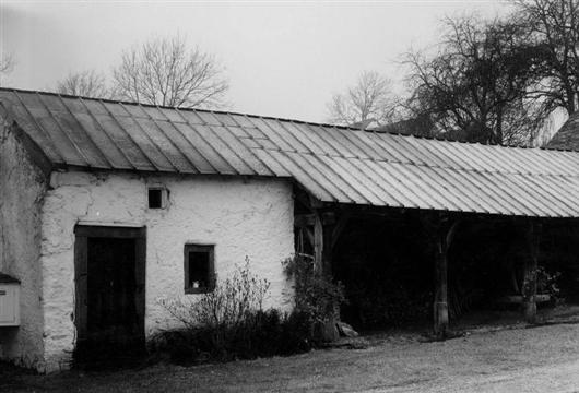 Alte Ansicht, Backhaus und Remise