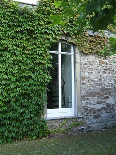 Fenster, Ostfassade