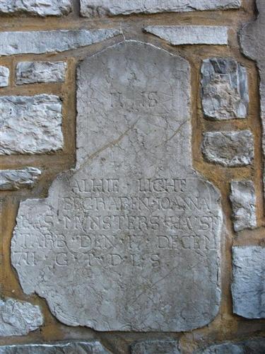 Grabkreuz der Ioanna (…) Munsters