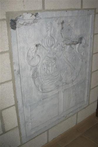 Grabplatte A. J. Grand-Ry und M.I. Simonis