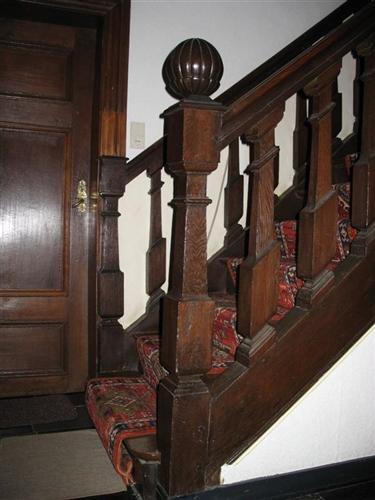 Balustertreppe
