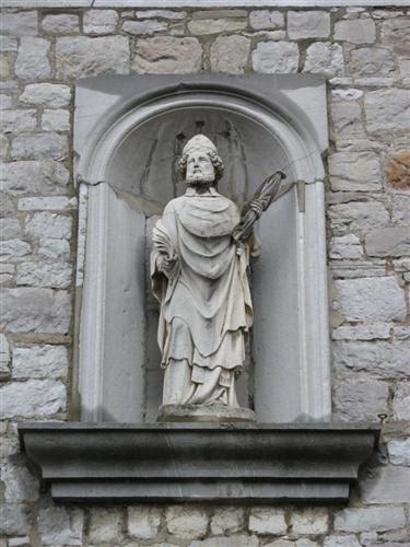 Skulptur, Hl. Lambertus