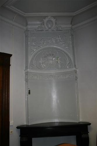 Sitzungszimmer Kaminfeld
