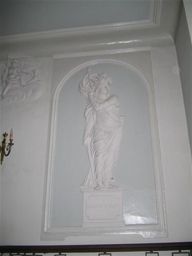 Wandrelief - Jeanne d'Arc