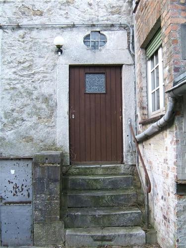 Eingang, Haupthaus
