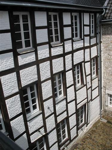 Fassade, Innenhof