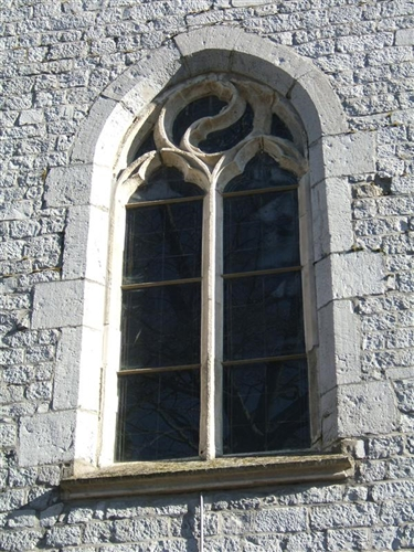 Spitzbogenfenster
