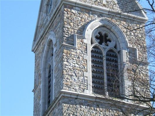Fenster, Westwand des Turms