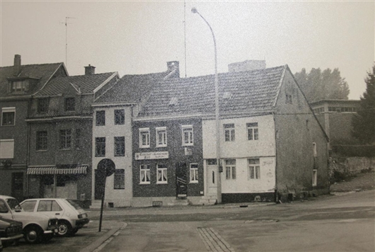 Ansicht vor 1985