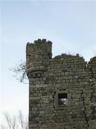 Bergfried, Turm