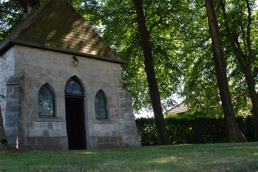 St. Rochus Kapelle mit Umgebung