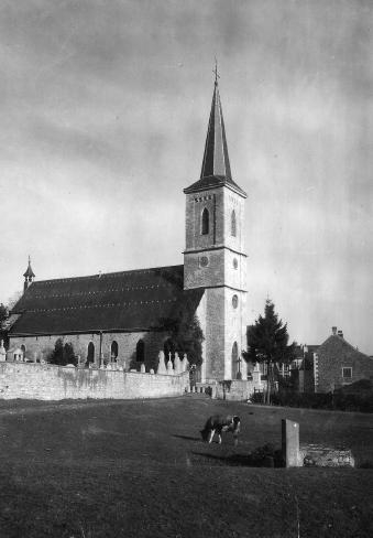Aufnahme von vor 1945