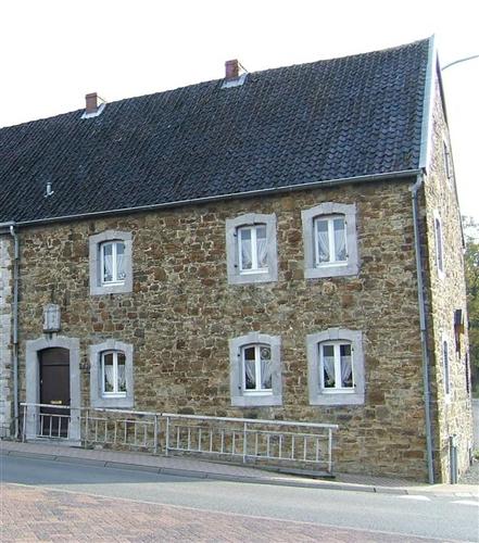 Haus Penning Nr. 243, Nordfassade (Straßenfassade)