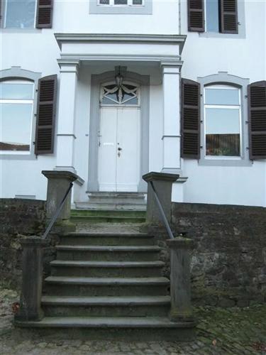 Tür, Herrenhaus