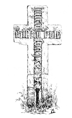 Zeichnung Kule Kreuz