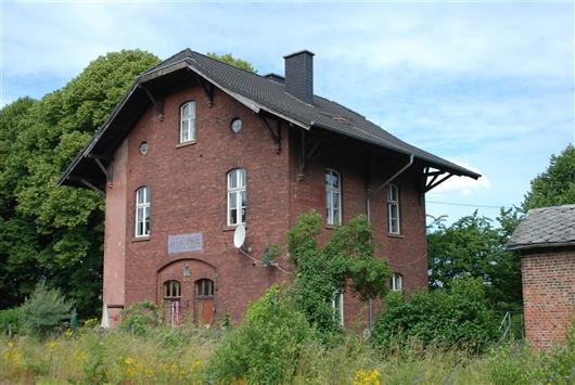 Wohnhaus des Bahnhofsvorstehers