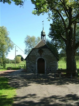 Kapelle St. Rochus Kelmis