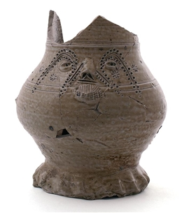 Raerener Steinzeug, Gesichtskrug FOR02/042