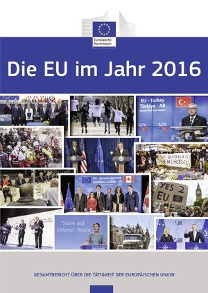 Die EU im Jahr 2016