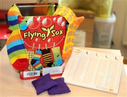 Flying Sox/Socken pfeffern