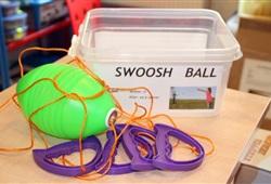 Swoosh Ball