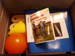Teamspiel-Box