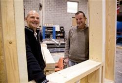 Wood and Roof liefert ostbelgisches Qualitätshandwerk