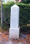 B-P Grenzstein Nr. 184