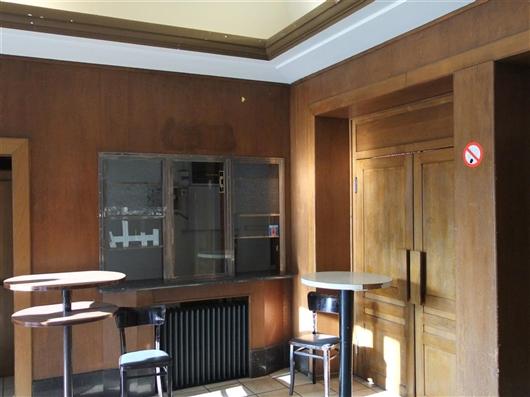 Eingangsbereich Innenraum