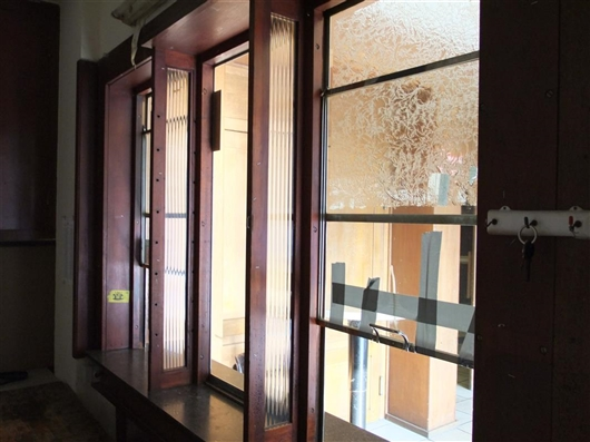 Kassenraum - Eingangsbereich