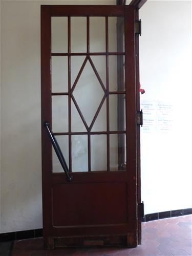 Zwischentür - Eingangsbereich
