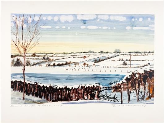 Land der laufenden Hecken, Winter
