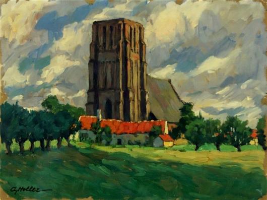 Kirche in Lissewege