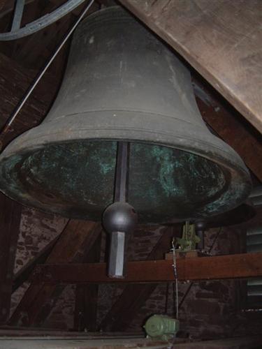 Glocke im Turm