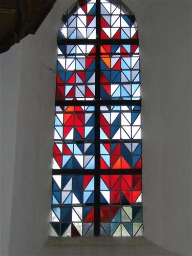 Fenster, Nordwand