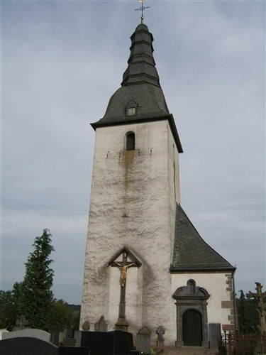 Turm, Westwand