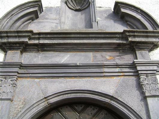 Haupteingang, Vorhalle