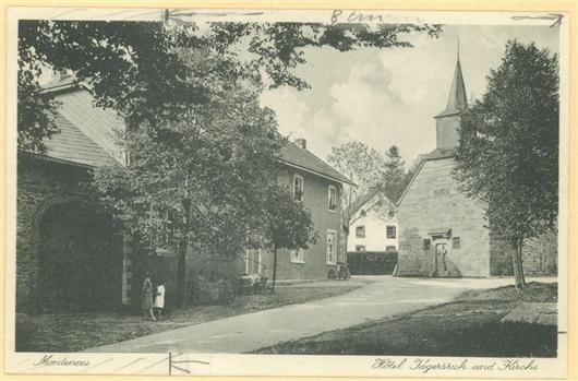 Kapelle und Hotel Jägersruh