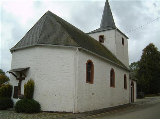 Chor (Nordostwand)