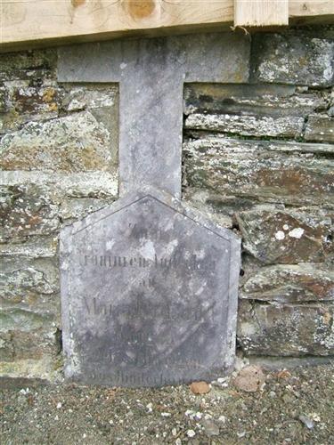 Grabkreuz Maria Katharina Wangen-Schweigen