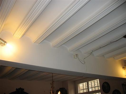 Deckengewölbe (Wohnraum)