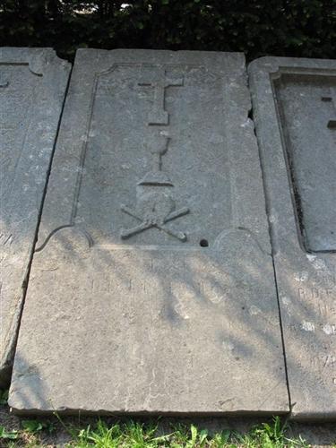 Grabplatte des Johannes Römer
