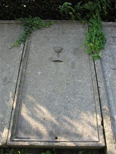 Grabplatte des Joannes- Antonius Vincken
