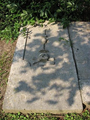 Grabplatte des Vikar Johannes-Petrus Greimann