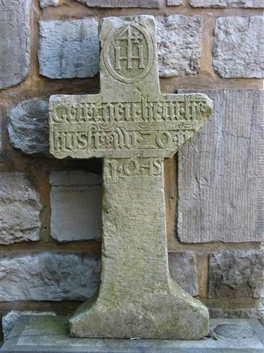 Grabkreuz der Geirtgen Hein He(…)