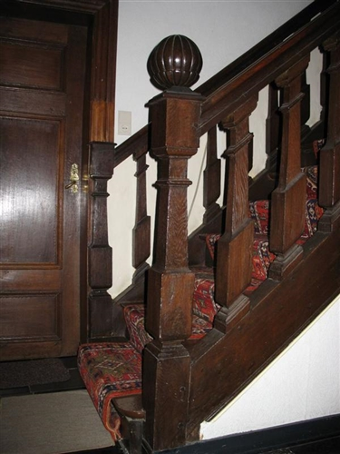 Balustertreppe