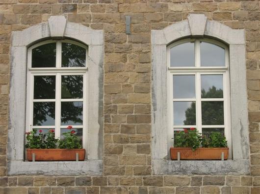 Fenster, Ostwand