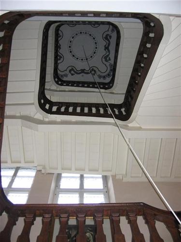 Decke Treppenhaus
