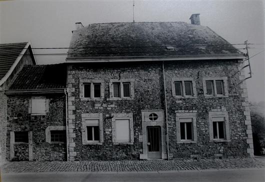Ansicht vom Anfang des 20. Jahrhunderts